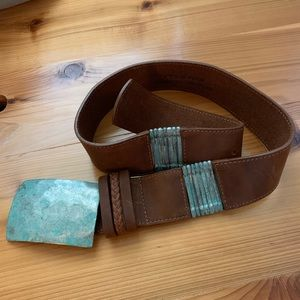 Accessories - Super soft leather belt.